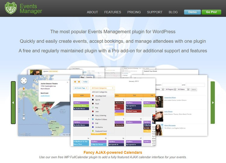 best-wordpress-events-plugins-events-manager