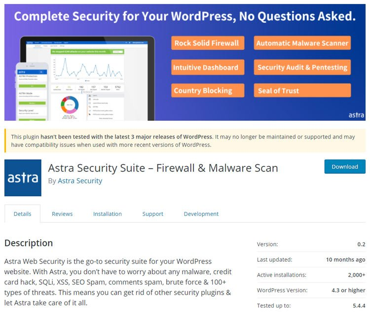 best-wordpress-malware-removal-plugins-services-astra-security