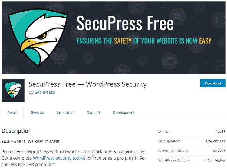 best-wordpress-malware-removal-plugins-services-secupress