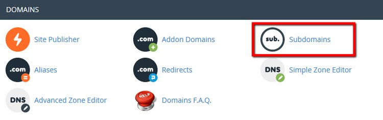 how to easily create staging site wordpress before publishing new updates create sub domain