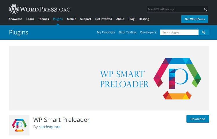 how to create a wordpress preloader wp smart preloader
